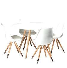 Table De Cuisine Ronde Table De Cuisine Ronde Blanche Ikea Maison