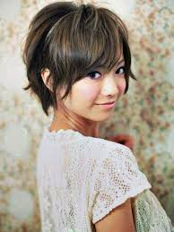 Asian Hair Style asian hairstyle for round face short hair for round faces korean 1255 by wearticles.com