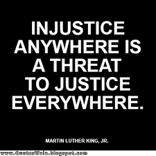 quotes about justice and injustice quotes