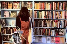 RIOT ACT: a new bookstore opens in Binghamton - The Bridge