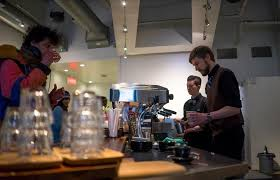 Search for other coffee & espresso restaurants in chicago on the real yellow pages®. Millennium Park Coffeebar Intelligentsia Coffee Tea Office Photo Glassdoor Ie