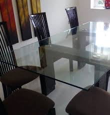 custom glass for table tops glass table top custom glass table tops atlanta ga