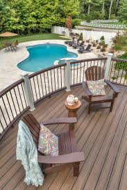 Free Pool Deck Design Software Decking Use Trex Deck Designs For Your Ideal Outdoor Space
