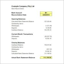 bank reconciliation form free bank reconciliation template 28 images free bank