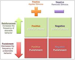 3 reinforcement theory psych 484 work attitudes and job operant conditioning