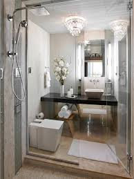 26 excellent small bathroom design ideas astonishing small bathroom design ideas with small crystal chandelier