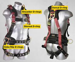 harness d rings & fall protection applications fall protection harness for women at Fall Protection Harness