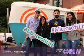 Microsoft Internship Apply Summer Internship Spotlight Bianca Lopez De Victoria Mba