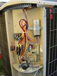 electric work ac system capacitor wiring air conditioning unit wiring diagrams fig