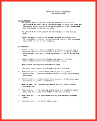 Sample Cna Resumes Printable Worksheets And Activities For
