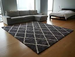 Carpet 9x12 Living Room Amazoncom Gertmenian 78168 Air Shag Rug Microfiber Shaggy Carpet 9x12 Large Diamond Gray Amazoncom Carpet