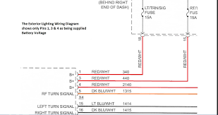 how to interpret automotive wiring diagrams search autoparts figure 3 diagram courtesy of mitchell pro demand the wiring diagram for the exterior lighting shows only 3 b inputs for the bcm which all tested fine