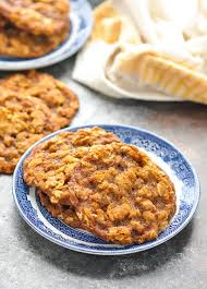 Taken from my mom's treasury of recipes. Easy Oatmeal Cookies With Ginger And Molasses The Seasoned Mom