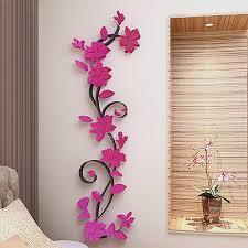 3d flower wall art uk