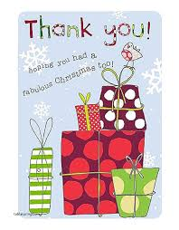 Christmas Gift Thank You Card Wording Inspirational Thank You Cards For  Christmas Homeminecraft