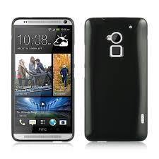 Insten Gel Case For HTC One Max - Black ...