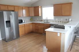 it s a grandville life kitchen countertops and shiplap half wall