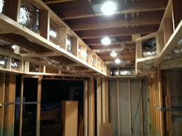 Tray Ceiling Tray Ceiling Framing Basement Projects Pinterest Tray