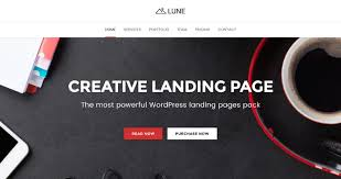 Template Websites Awesome Isotope One Page Websites