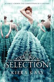GIVEAWAY & REVIEW: The Selection by Kiera Cass @harperteen @kieracass