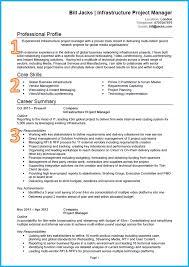 Amazing Senior Project Manager Resume 1 Images Best Resume