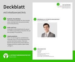 Deckblatt Bewerbung Muster Und Hintergrundwissen Bewerbungsprofi Net