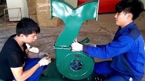 Hướng dẫn lắp đặt máy hút bụi công nghiệp di động 2 túi vải - YouTube