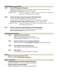 Special Ed Teacher Resume Beauteous Cv Special Ed