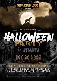 Free Halloween Costume Contest Flyer Template Free Halloween