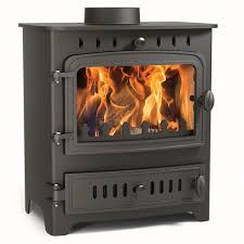 arada chelsea solo 4 9kw multifuel wood burning stove