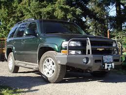 2001-2006 SUBURBAN/TAHOE 1500 - Buckstop Truckware