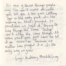 Greys Anatomy Quotes And Sayings