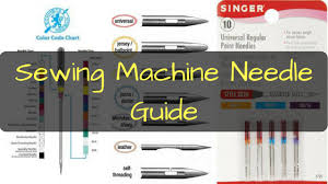 Sewing Machine Needle Guide New Craft Works