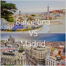 barcelona vs madrid barcelona vs madrid