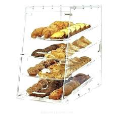 countertop pastry display case canada cases 4 clear