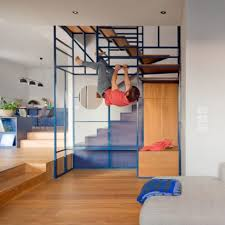 climbing wall architecture and design