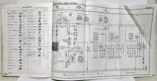 1993 toyota celica electrical wiring diagram manual us