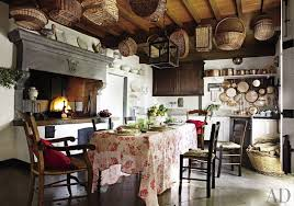 ad designfile rustic kitchen by dede pratesi with italian country kitchen design