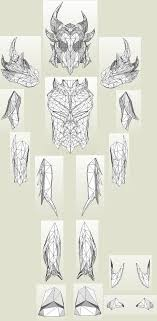 Armor Patterns Simple Ideas
