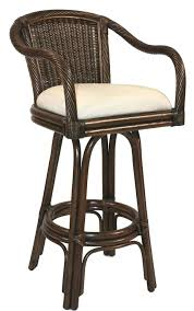 26 inch counter stools. 26 Inch Counter Stools With Backs Coastal Stool Style Rattan Back And Arms