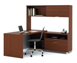 deluxe wooden home office. Corner Deluxe Wooden Home Office