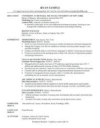 Mba Resume Templates Best Resume Templates For Mba Freshers – Resume ...