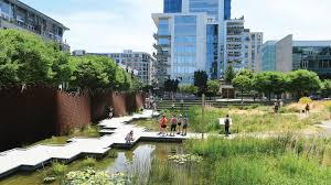 The City Design Blue Green Infrastructure Design Ramboll Middle East And Asia