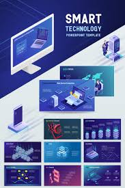 Electronic Product Design Ppt Electronic Powerpoint Template Templatemonster
