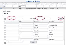 Creating An Invoice Cool Create Single Invoice Compudance Online Helpdesk 48