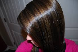 Dark Brown Hair Auburn Highlight Gallery