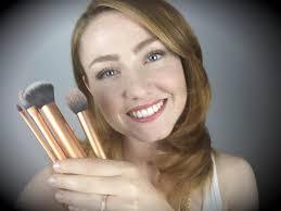 asmr makeup tutorial