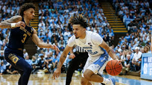 Notre Dame Basketball Depth Chart Uncs Cole Anthony Puts On A Show In College Basketball