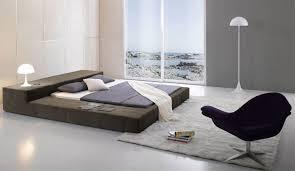 Modern King Bed Brown The Holland 12 Elegant Modern King Bed