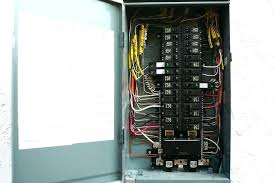 cost to replace breaker box meusom info changing fuse box to breaker box breaker box dallas cost to install new cost